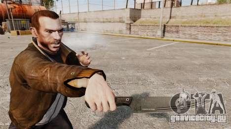 Кухонный нож H&K для GTA 4 третий скриншот