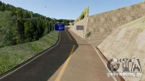 Новая локация Hakone для GTA 4 второй скриншот