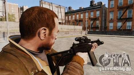 FN FAL DSA для GTA 4 третий скриншот