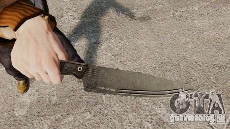 Кухонный нож H&K для GTA 4 второй скриншот