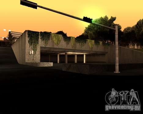 Satanic Colormode для GTA San Andreas пятый скриншот