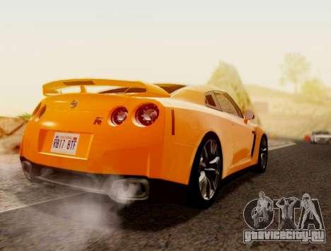 ENBSeries by egor585 V2 для GTA San Andreas