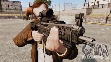 Штурмовая винтовка SIG 552 для GTA 4 третий скриншот