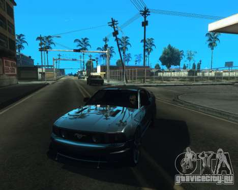 ENB for low PC v2 для GTA San Andreas