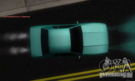 Elegy Edit для GTA San Andreas вид справа