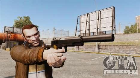Пистолет Colt 1911 v1 для GTA 4 третий скриншот