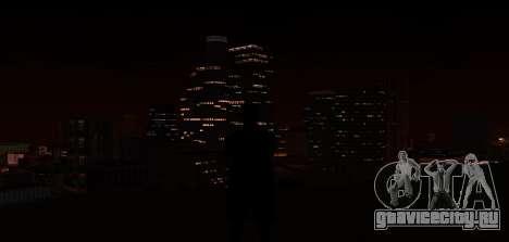 ENB Graphic Mod для GTA San Andreas девятый скриншот