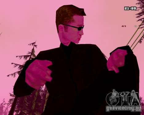 Pink NarcomaniX Colormode для GTA San Andreas третий скриншот