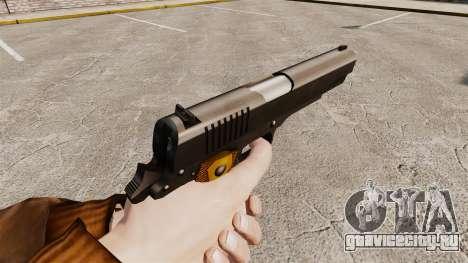 Пистолет Colt 1911 v2 для GTA 4 второй скриншот