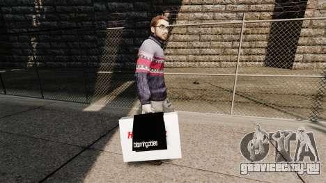 Пакеты Bloomingdales и Hard Rock Cafe для GTA 4