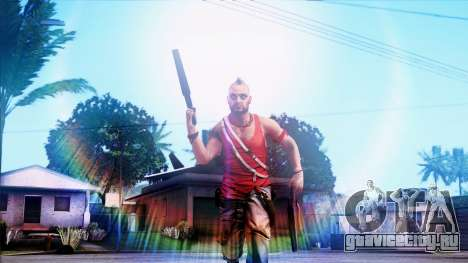 SA::Crown для GTA San Andreas второй скриншот