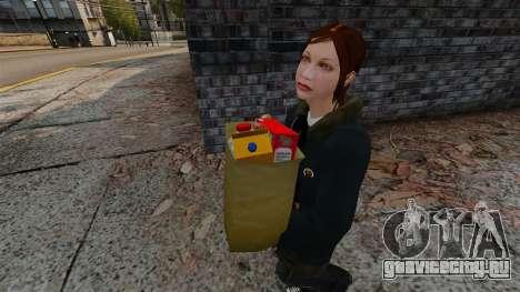 Новые продукты питания для GTA 4 третий скриншот