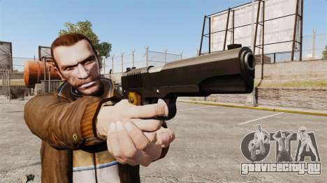 Пистолет Colt 1911 v2 для GTA 4 третий скриншот