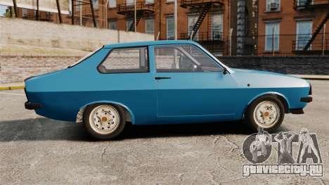Dacia 1310 Sport v1.2 для GTA 4 вид слева