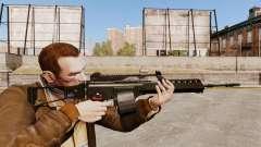 Штурмовая винтовка H&K MG36 v2
