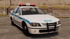 Полиция Монреаля v2