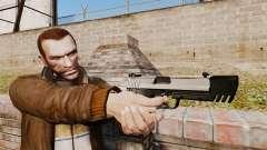 Самозарядный пистолет H&K USP v6 для GTA 4