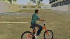 Велосипед K2B Ghetto BMX для GTA Vice City