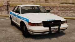 Полиция Монреаля v1 для GTA 4