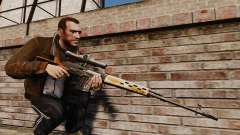 Снайперская винтовка Драгунова v4