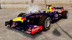 Болид Red Bull RB9 v4