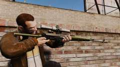 Снайперская винтовка Драгунова v3