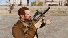 Бельгийский пистолет-пулемёт FN P90 v5