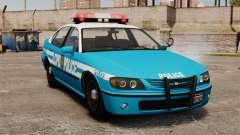 LCPD Police Patrol