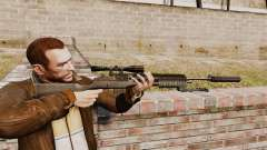 Снайперская винтовка M21 v1 для GTA 4