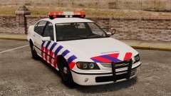 Полиция Голландии для GTA 4