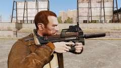 Бельгийский пистолет-пулемёт FN P90 v1