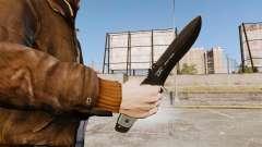 Тактический нож v5