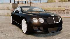 Bentley Continental GT Imperator Hamann EPM для GTA 4