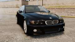 BMW M3 Coupe E46 для GTA 4
