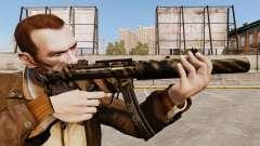 Пистолет-пулемёт MP5SD v7 для GTA 4