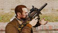 Бельгийский пистолет-пулемёт FN P90 v6