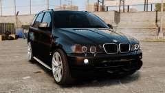 BMW X5 4.8iS v1