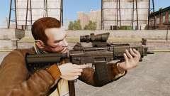 Штурмовая винтовка SIG 552