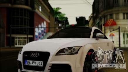 Audi TT RS 2013 для GTA San Andreas
