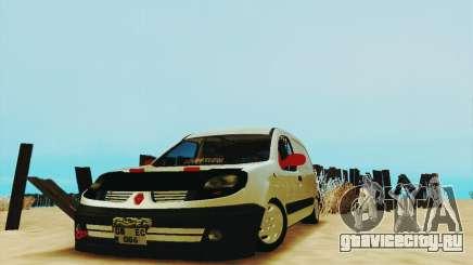 Renault Kangoo фургон для GTA San Andreas