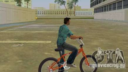 Велосипед K2B Ghetto BMX для GTA Vice City