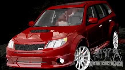 Subaru Forester RRT Sport 2008 v2.0 для GTA San Andreas