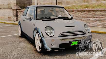 Mini Cooper S 2008 v2.0 для GTA 4