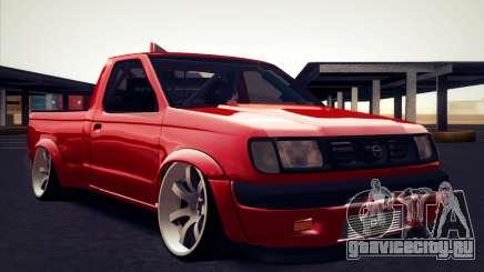 Nissan Frontier D22 для GTA San Andreas