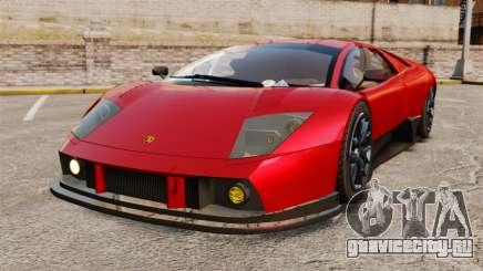 Lamborghini Murcielago RGT для GTA 4