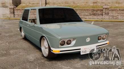 Volkswagen Brasilia для GTA 4