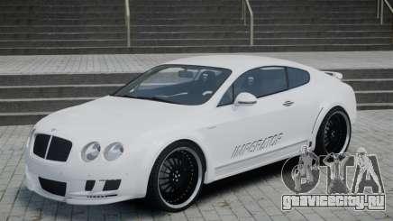 Bentley Continental GT Hamann Imperator для GTA 4
