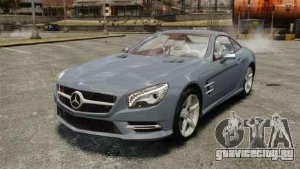 Mercedes-Benz SL500 2013 для GTA 4