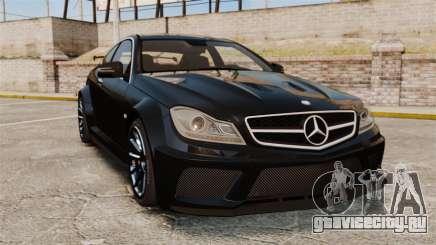 Mercedes-Benz C63 AMG BSAP (C204) 2012 для GTA 4