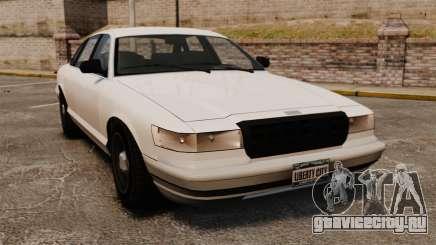 Гражданское такси для GTA 4